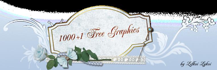 1000+1  FREE GRAPHICS