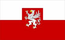 Flaga Województwa Wschodniopomorskiego