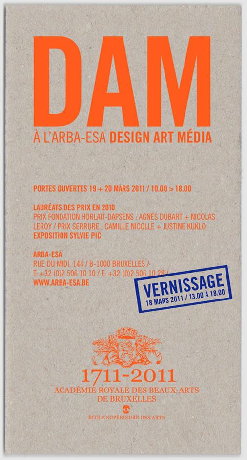 Illustration portes ouvertes l 39 acad mie royale des beaux arts de bruxelles - Portes ouvertes beaux arts toulouse ...