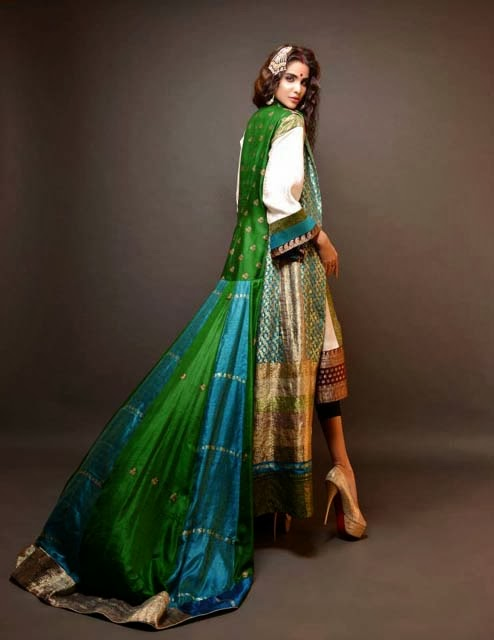 Kuki Concepts Formal Dresses 2013-14 For Women