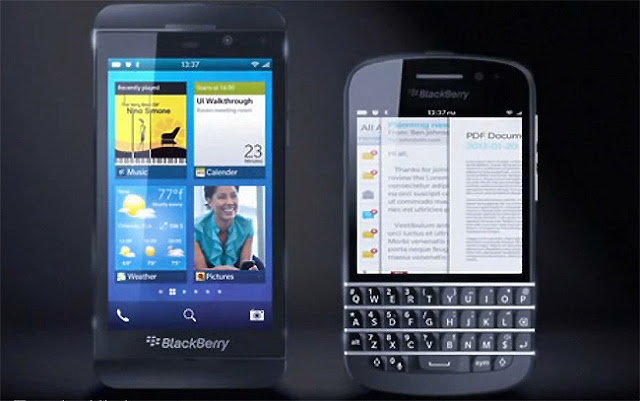 Samsung VS BlackBerry