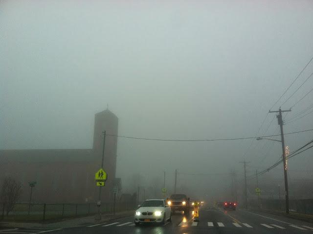 Morning-Fog-Over-Saint-Kilian's-in-Farmingdale