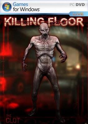 Killing Floor PC Cover