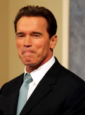 arnold schwarzenegger now and before. I warn you now before you even