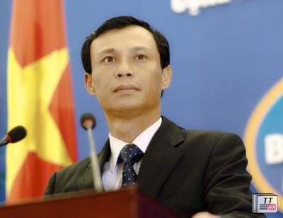 Người Phát ngôn Lương Thanh Nghị: Việt Nam yêu cầu Trung Quốc điều tra hành động nổ súng bắn vào tàu cá của ngư dân Việt Nam