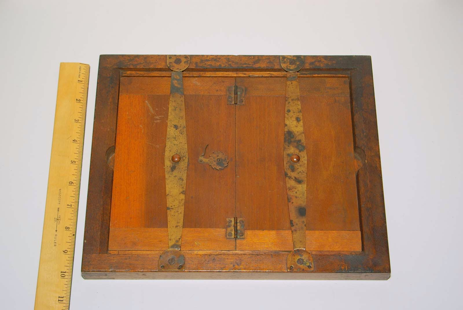 Wood Contact Print Frames | Bill On Collecting Cameras