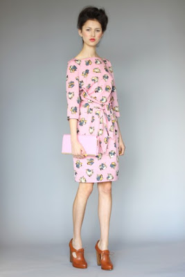 Casual Kleider - Karen Walker Kollektion Herbst - Winter 2012