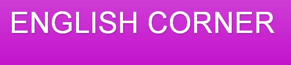 Visita el English Corner