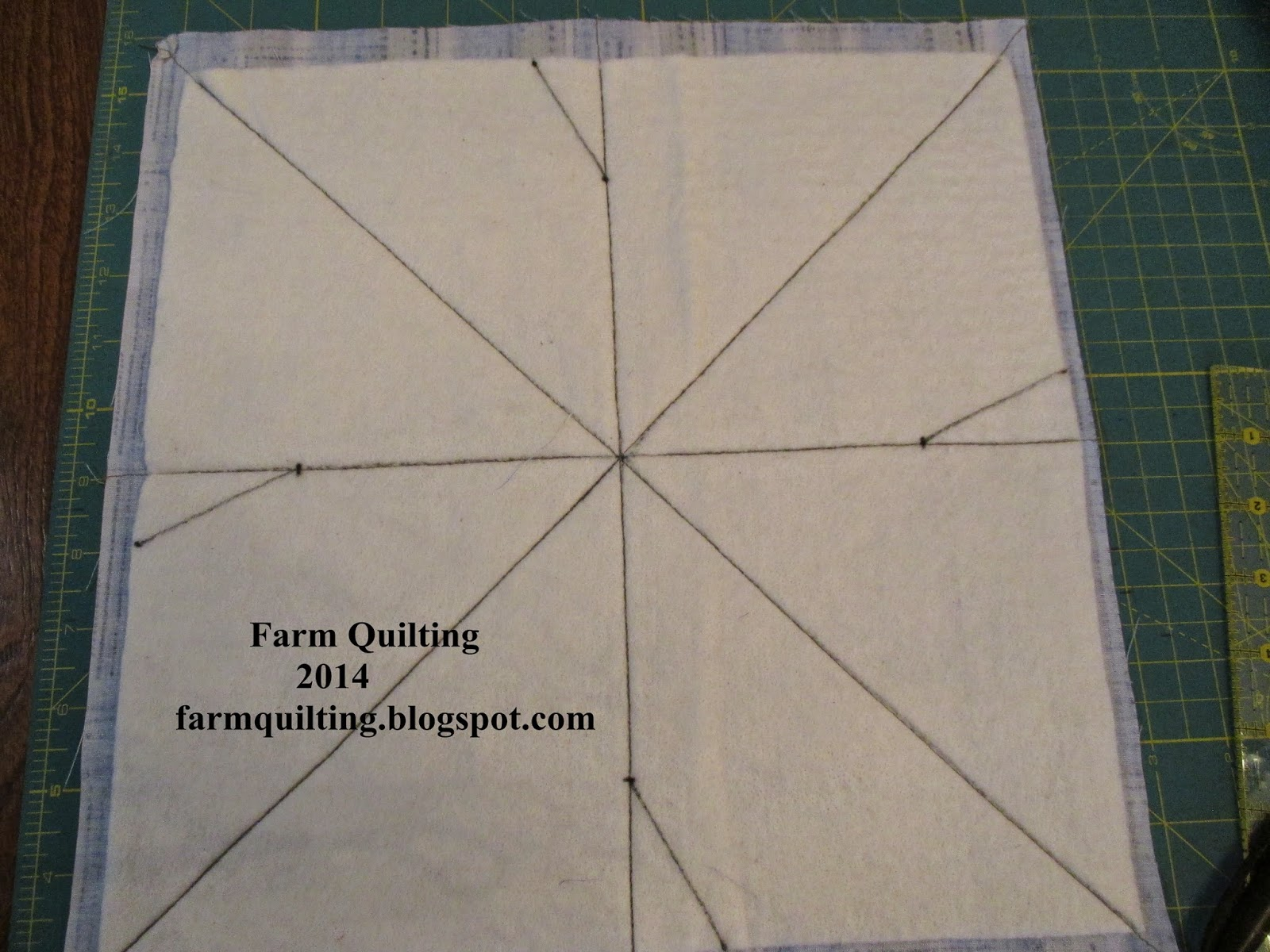 Farm Quilter Microwave Plate Potholder Tutorial