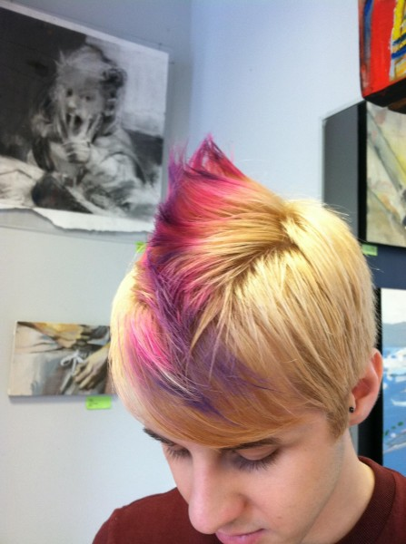 "Share the post ""Kevin Murphy Color Bug – Wash Out Hair Color"""