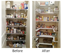 Kitchen Pantry Shelves Ideas