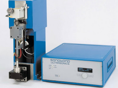 The Ultrasonic welding machines