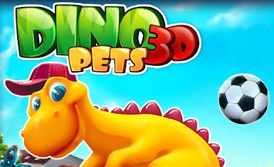 101 Dino Pets 3D (3DS)