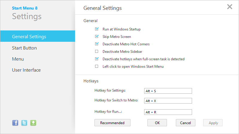 Software Untuk Mengembalikan Start Menu di Windows 8