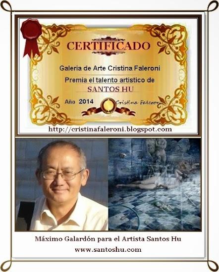 Santos Hu - Premio