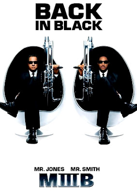Filme Poster MIB  Homens de Preto 3 TS XviD &amp; RMVB Legendado