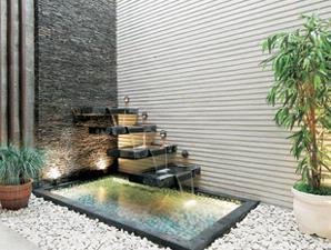 desain kolam koi minimalis