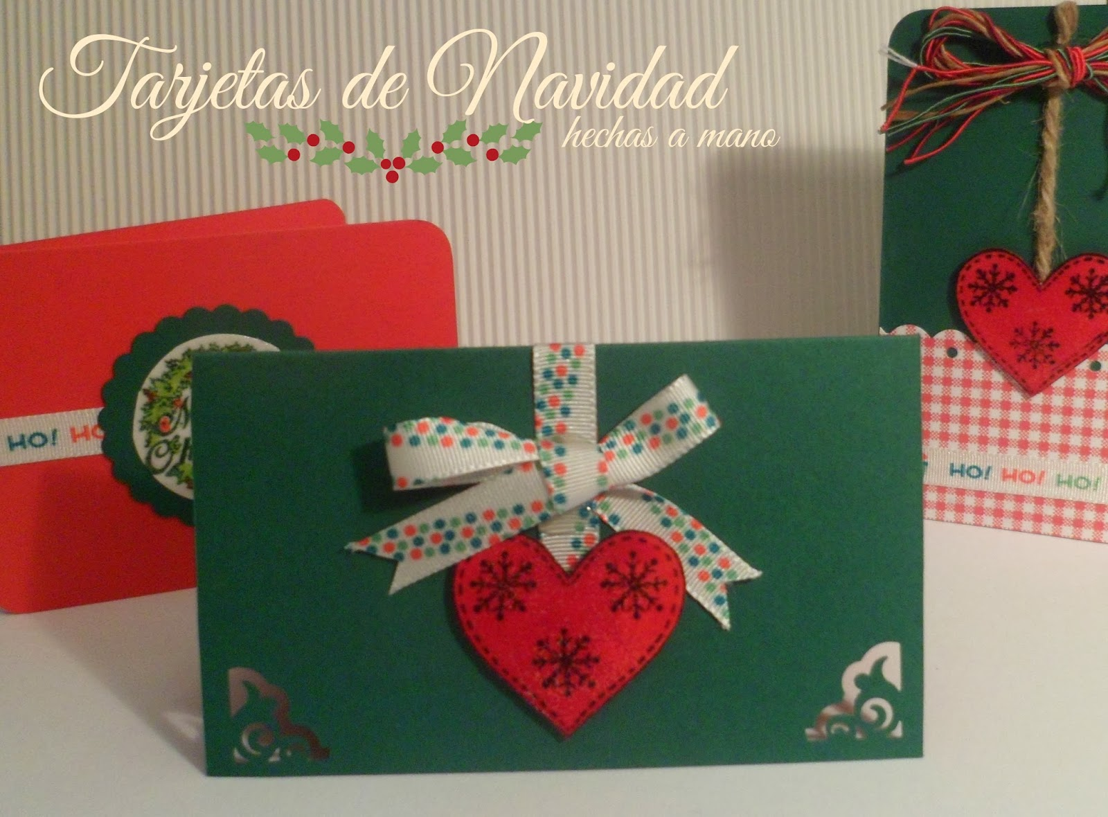 Cookies Ole Ideas Para Tarjetas De Navidad - Ideas-para-tarjetas-de-navidad