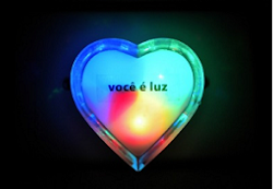 e mais LUZ!!!