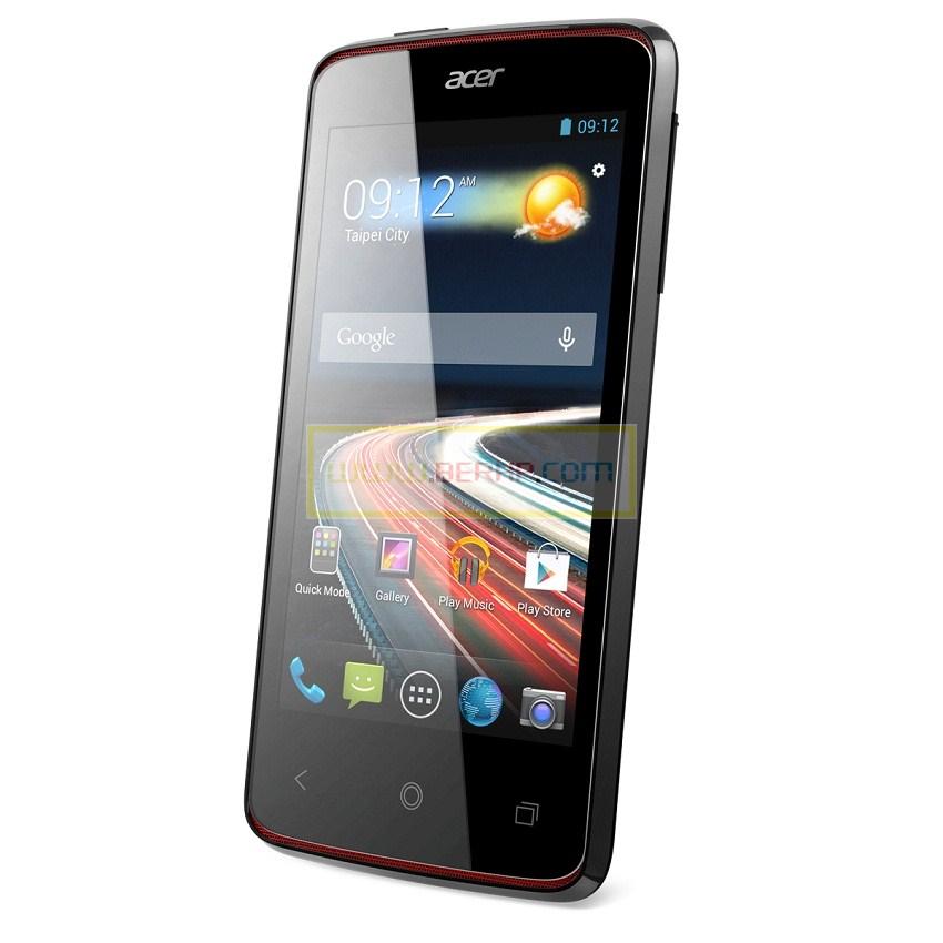 ACER Liquid Z4, Gambar dan Pilihan Warna