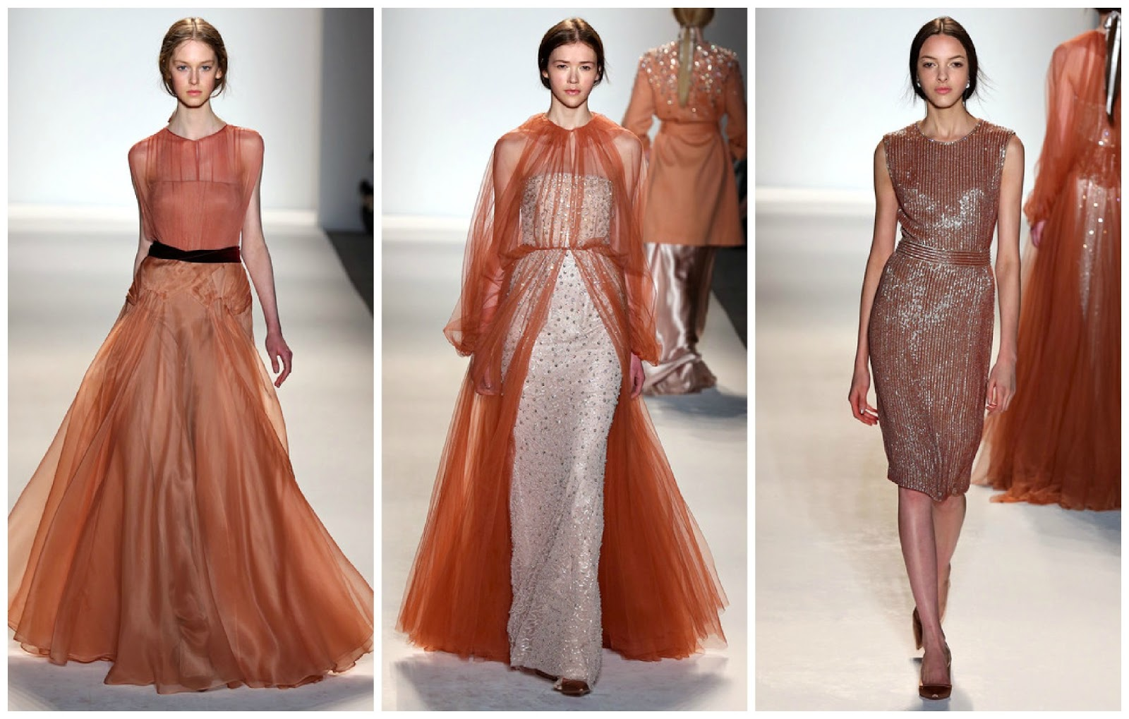 Jenny Packham Nyc Fashion Week
