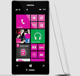 Nokia Lumia 521 user manual guide for T-Mobile
