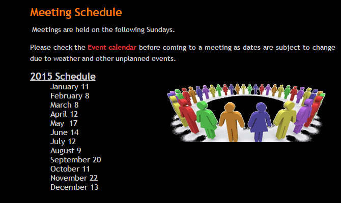 boston herpes support group, meeting schedule
