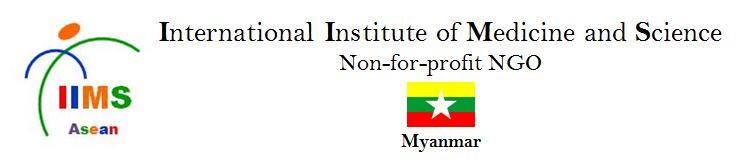 IIMS - Asean - Myanmar