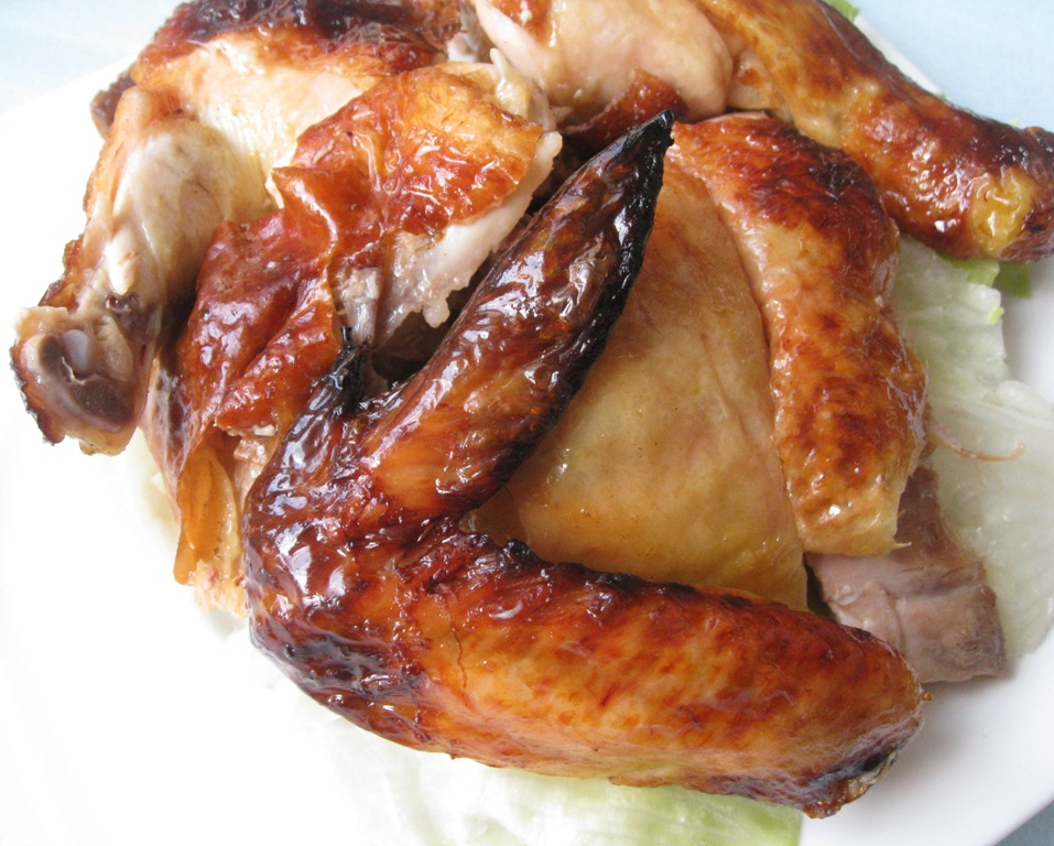 Chinese-style Roast Chicken Recipes — Dishmaps