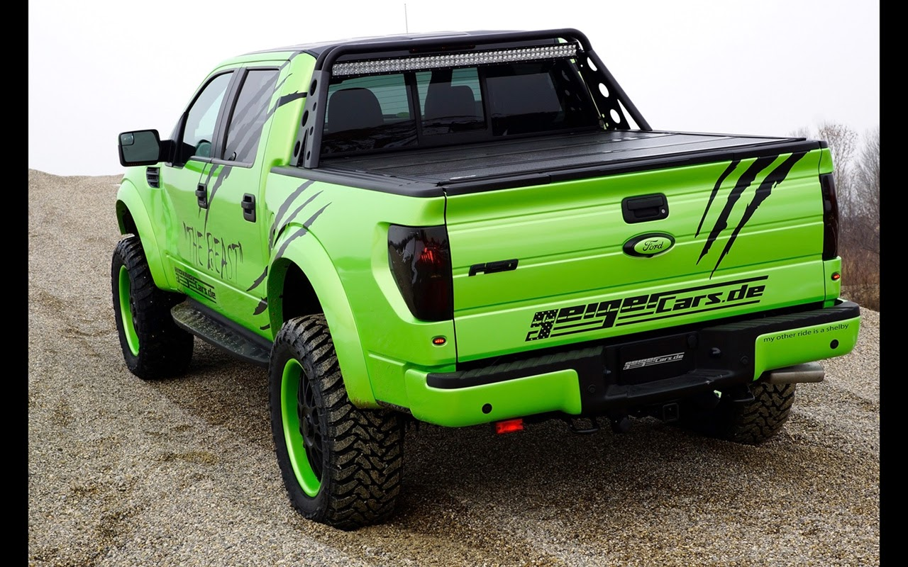 2014 geigercars ford f 150 svt raptor the beast. Cars Review. Best American Auto & Cars Review