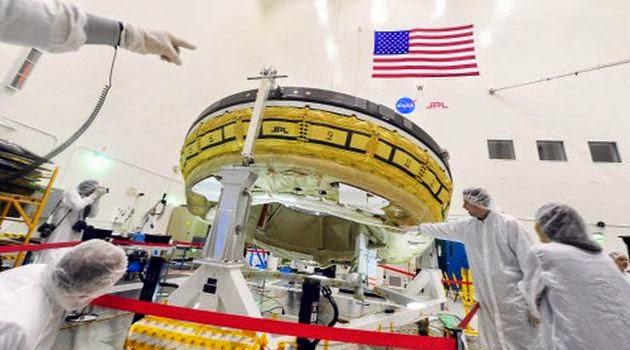 Low Density Supersonic Decelerator, Parasut Untuk Darat di Mars