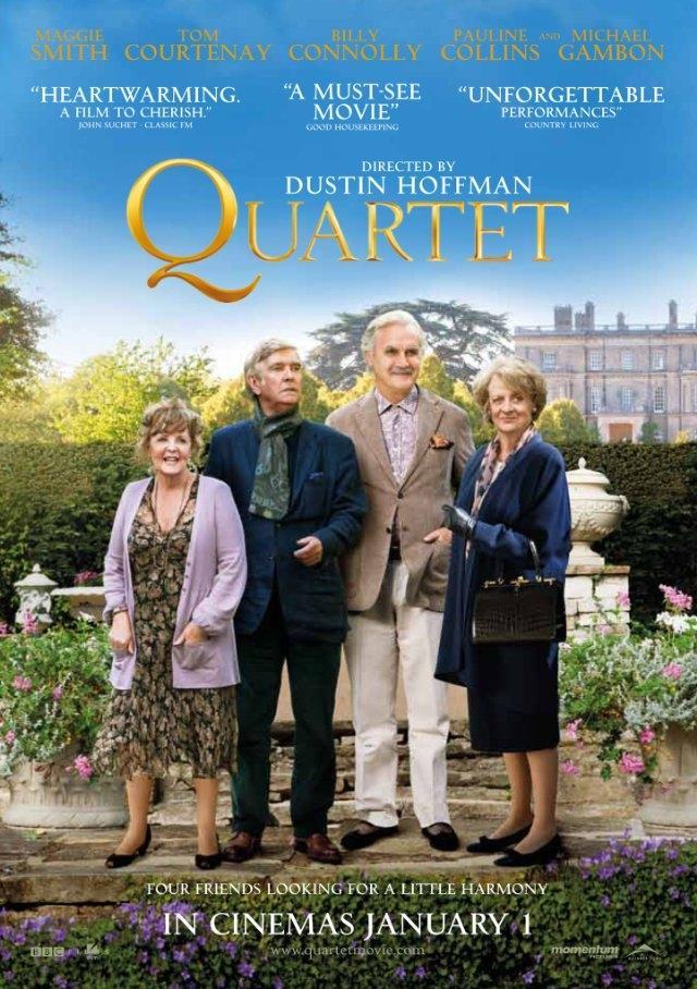 Ver El Cuarteto (Quartet) (2012) Online