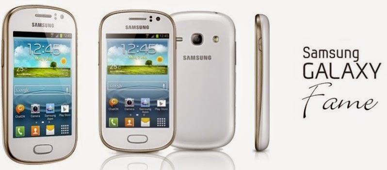 Firmware Samsung Galaxy Fame