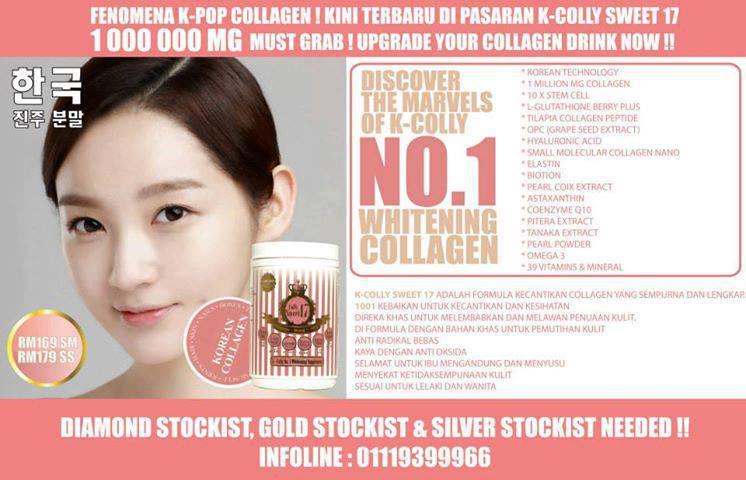 K Colly Collagen Harga MURAH2 ORIGINAL BEAUTY...