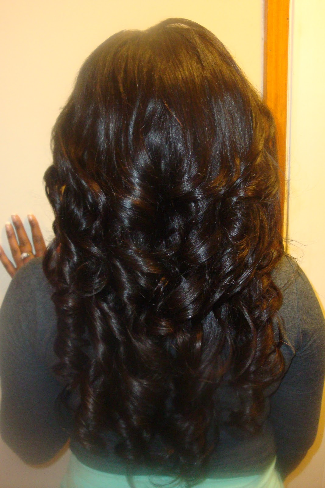 Sew in Hairstyles with Brazilian Hair