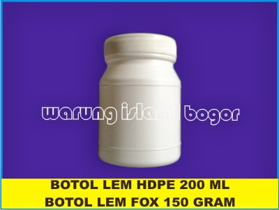 Jual Botol Toples HDPE 200ml