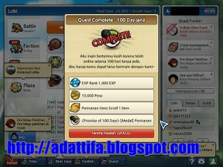 Cheat Lost Saga Skill No Delay Hit 17 Juli 2013