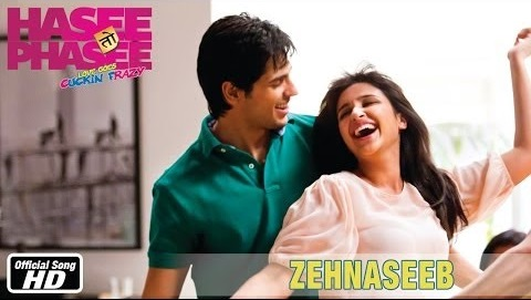 Zehnaseeb - Hasee Toh Phasee (2014) Watch Online