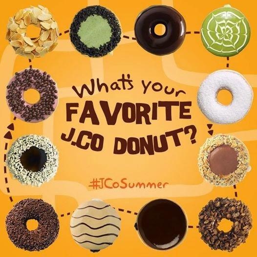 J.Co Donuts & Coffee, Malaysia
