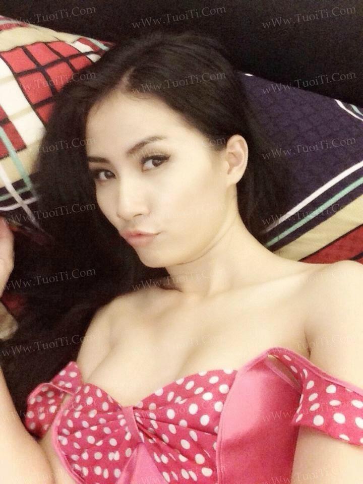gái xinh Phan Mơ tên đẹp người cũng đẹp 10