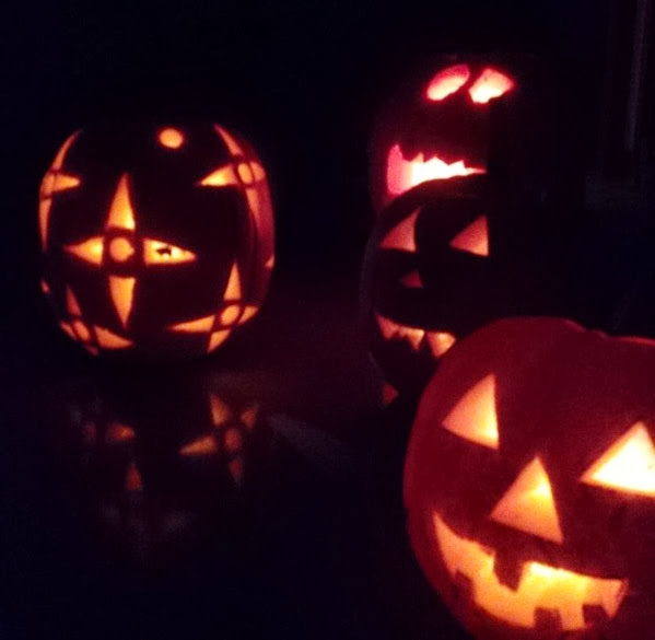 pumpkin carving, nova scotia, happy halloween