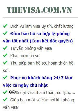 Cam kết của thevisa.com.vn