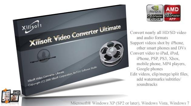 Xilisoft Video Converter Ultimate - Video Convert කරන්න සුපිරි භාන්ඩයක්