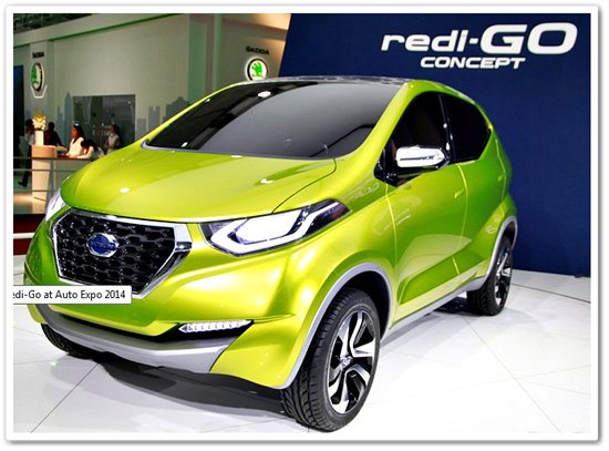 Mobil Murah Terbaru Datsun Redi-Go 2016