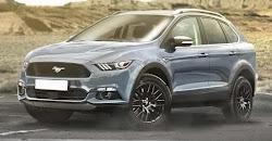 AUTOMOTRICES <br> Ford basa su SUV eléctrico en el Mustang