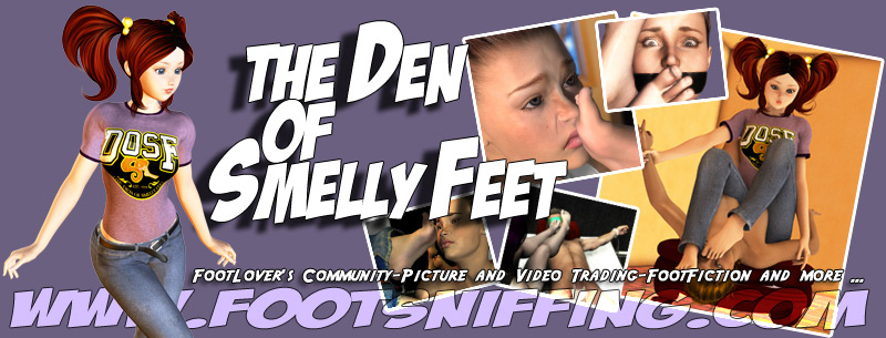 The Den Of Smelly Feet