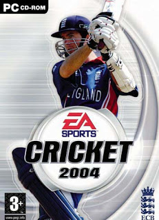 EA Cricket 2004 Pc Game by ea sports