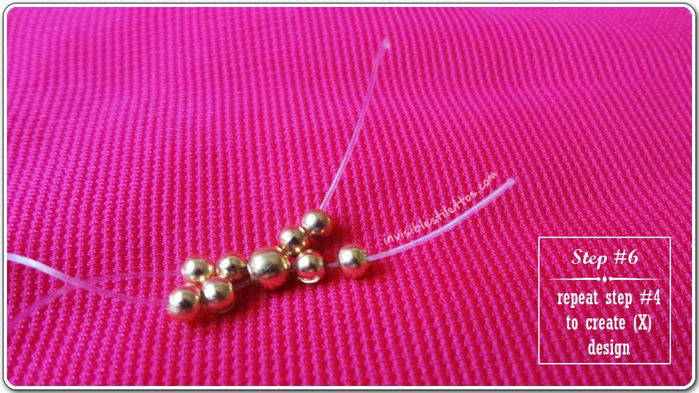 Ribbon Hearts Bracelet