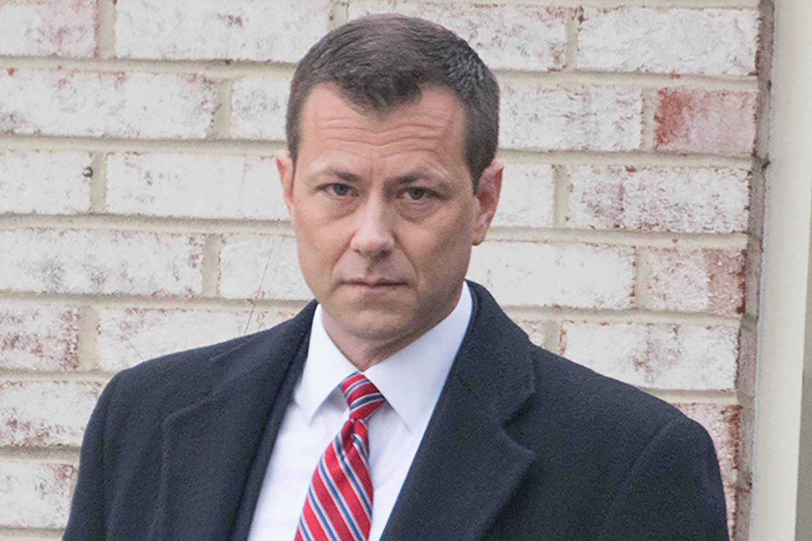 PETER STRZOK FIRED !