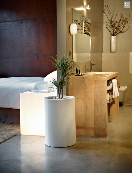 Hotel Viura, The Contemporary Architecture by Designhouse - Inspiring Modern Home
